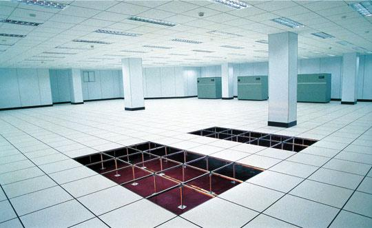 6mm Huatong anti-static or conductive raised access floor panels are widely used in computer rooms and clean rooms.