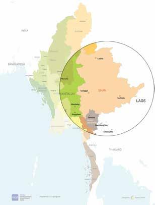 broadcast on Radio Free Asia (RFA), Voice of America (VOA), Free Ethnic Voice Radio, and MAP Radio FM (Chiang Mai, Thailand.