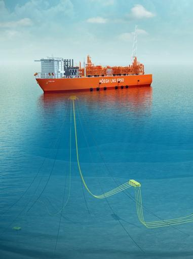 FLNG Contracted to do pre-feed engineering work for the use of an FLNG on the Tamar gas field offshore Israel In discussions with several oil companies to conduct paid engineering work for