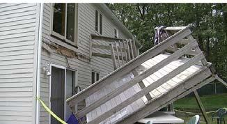 WHY IS THIS IMPORTANT? Deck & Porch Injury Study www.buildingonline.com/news/pdfs/ Outdoor-Deck-and-Porch-Injury- Study.