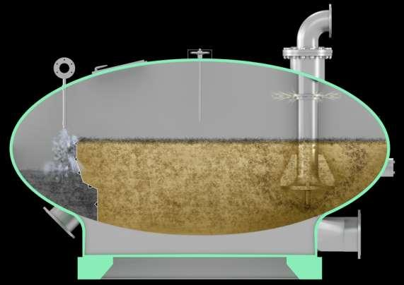 Shower Pipe Inlet Pipe Foam Outlet Accept Flotation Cell Want to buy the deinking system for your pulp