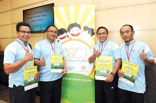 26 NESTLÉ IN SOCIETY REPORT 2016 Nutrition COMMUNITY ENGAGEMENT G4-DMA: Local Communities, G4-EC8, G4-SO1 Our commitment: Promote healthy diets and lifestyles, including physical activity.
