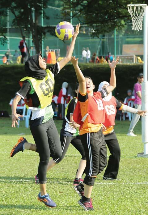 After three days of intense competition, the Nestlé Malaysia Head Office and Sales contingent emerged as the winner.
