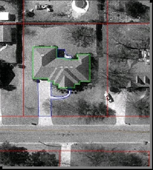 12 12 Impervious Area Based Stormwater Rate Charge based on impervious area measurements: Rooftops Driveways Parking areas Patios Sidewalks Fair and equitable basis for user fee Based on