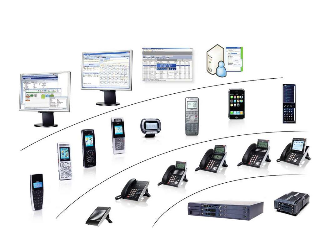 UNIVERGE SV8100 The ultimate in unified communications  - PDF