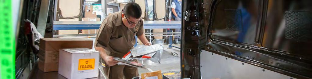 3.7 Ethical Conduct For more than a century, UPS people have been motivated by the commonly held principles and values established by our founders, and these remain critical to our success today.