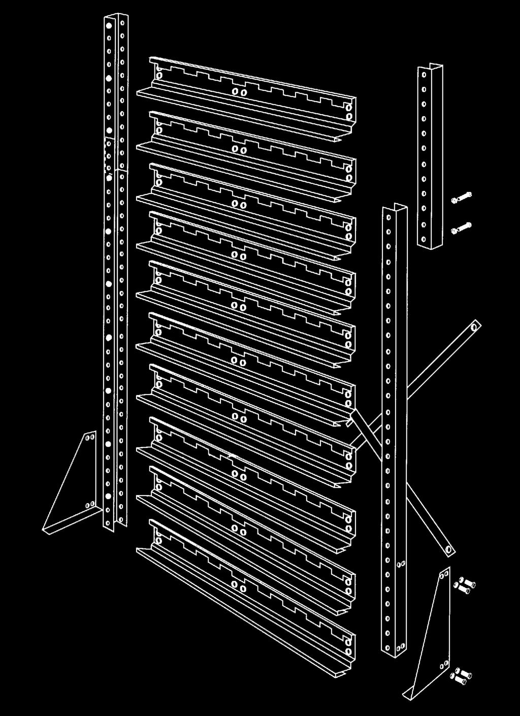 Ted Thorsen Steel Assembly Bins Pdf Pb30 Wiring Diagram Empty Frame Stands And Trucks Can Be Filled To Your Specification Is At