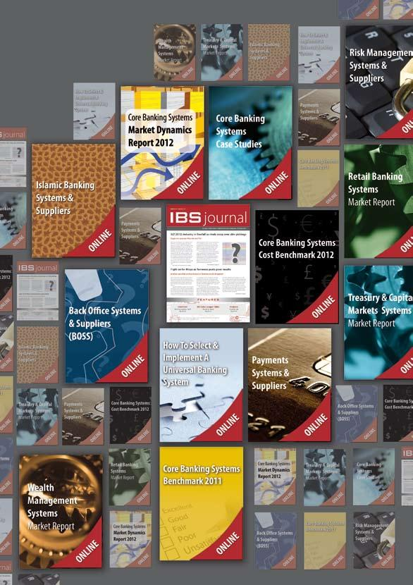Publications catalogue Independent market research and analysis