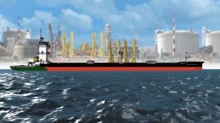 JV Business Model Three Focus Areas 1. LNG Bulk distribution up to 30,000 m3 2.