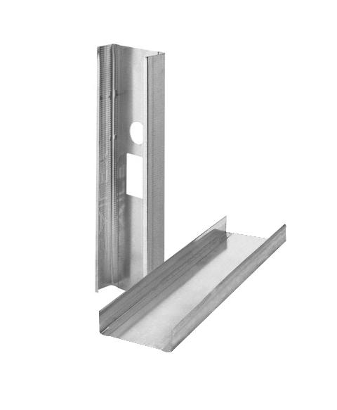 STEEL STUD, TRIMS AND ACCESSORIES FOR DRYWALL CONSTRUCTION MONTREAL ...