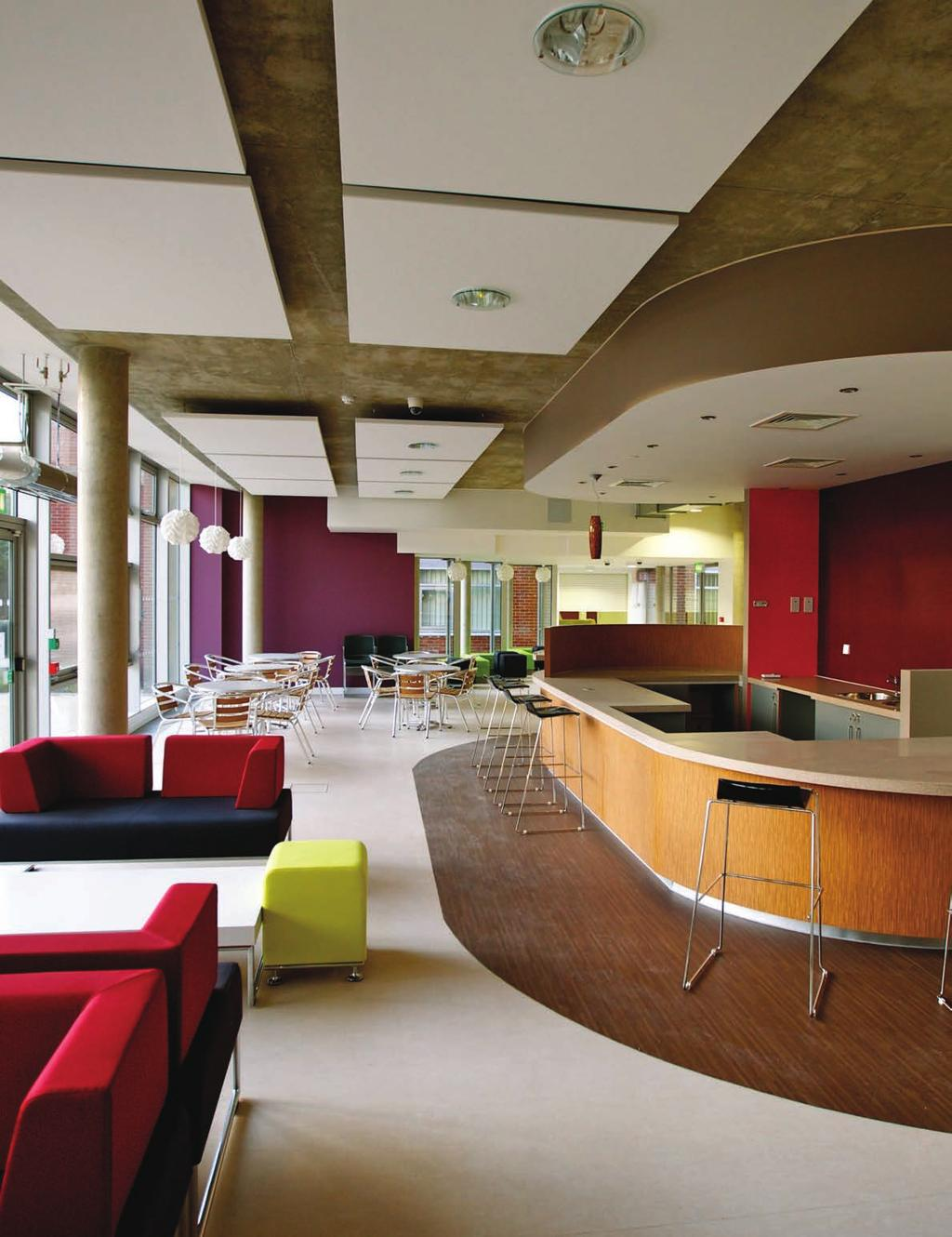 Rockfon Products At A Glance Stone Wool Acoustic Ceiling Tiles And