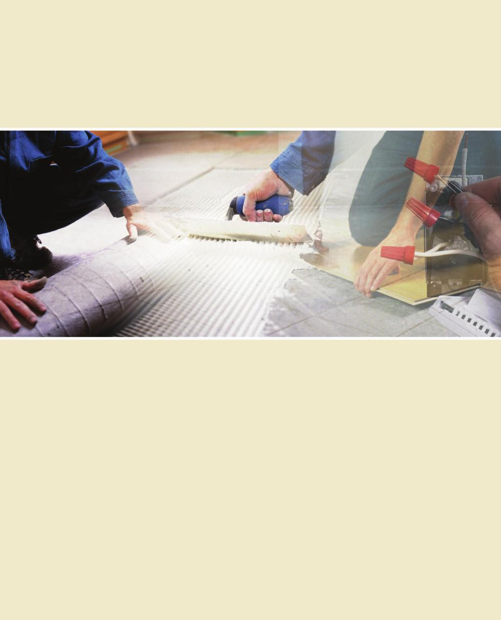 Nuheat Mat Installation Manual Electric Floor Heating System Wiring Instructions Includes Guidelines For Installing The