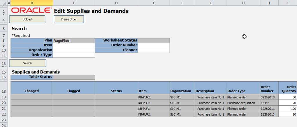 Oracle Supply Chain Management Cloud: Plan to Produce - PDF
