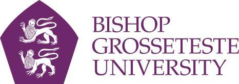 BISHOP GROSSETESTE UNIVERSITY Document Administration Document Title: Document Category: Sickness Absence Policy and Procedure Policy and Procedure Version Number: 2 Status: Reason for development: