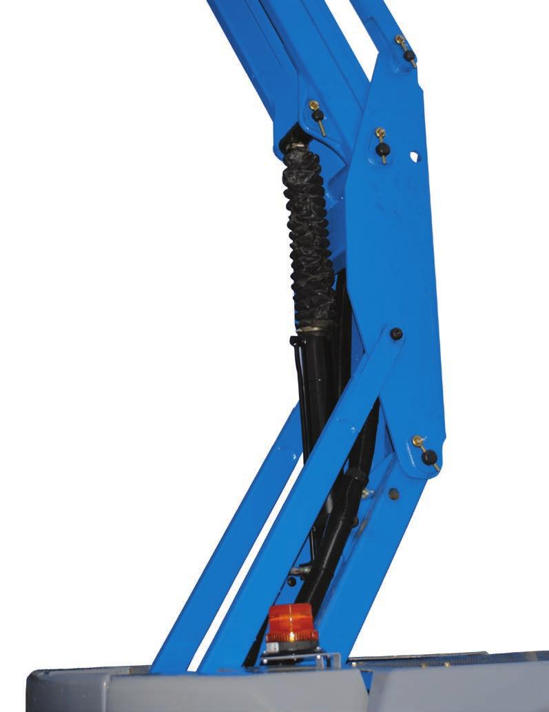 Genie Boom Lifts Options Accessories Customize Your For The Wiring Diagrams Hydraulic And Pneumatic Know A Variety Of Packages Are Available To Help Maximize Safe
