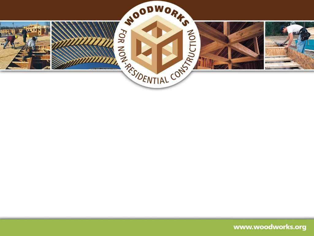WoodWorks Fire Protection II Requirements for rated assemblies and common detailing Scott Lockyear, PE Learning Objective Discuss the type of rated assembly requirements in