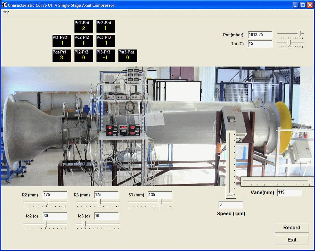 Laboratory Of Thermal Turbomachines National Technical University Pr3 Wiring Diagram Education Virtual Lab For Gas Turbine