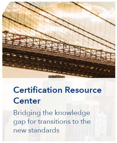 Resource Center for: