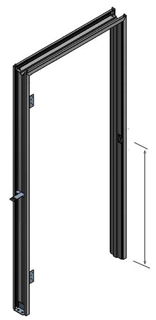 Fielders Steel Door Frames. Architectural and Commercial - PDF