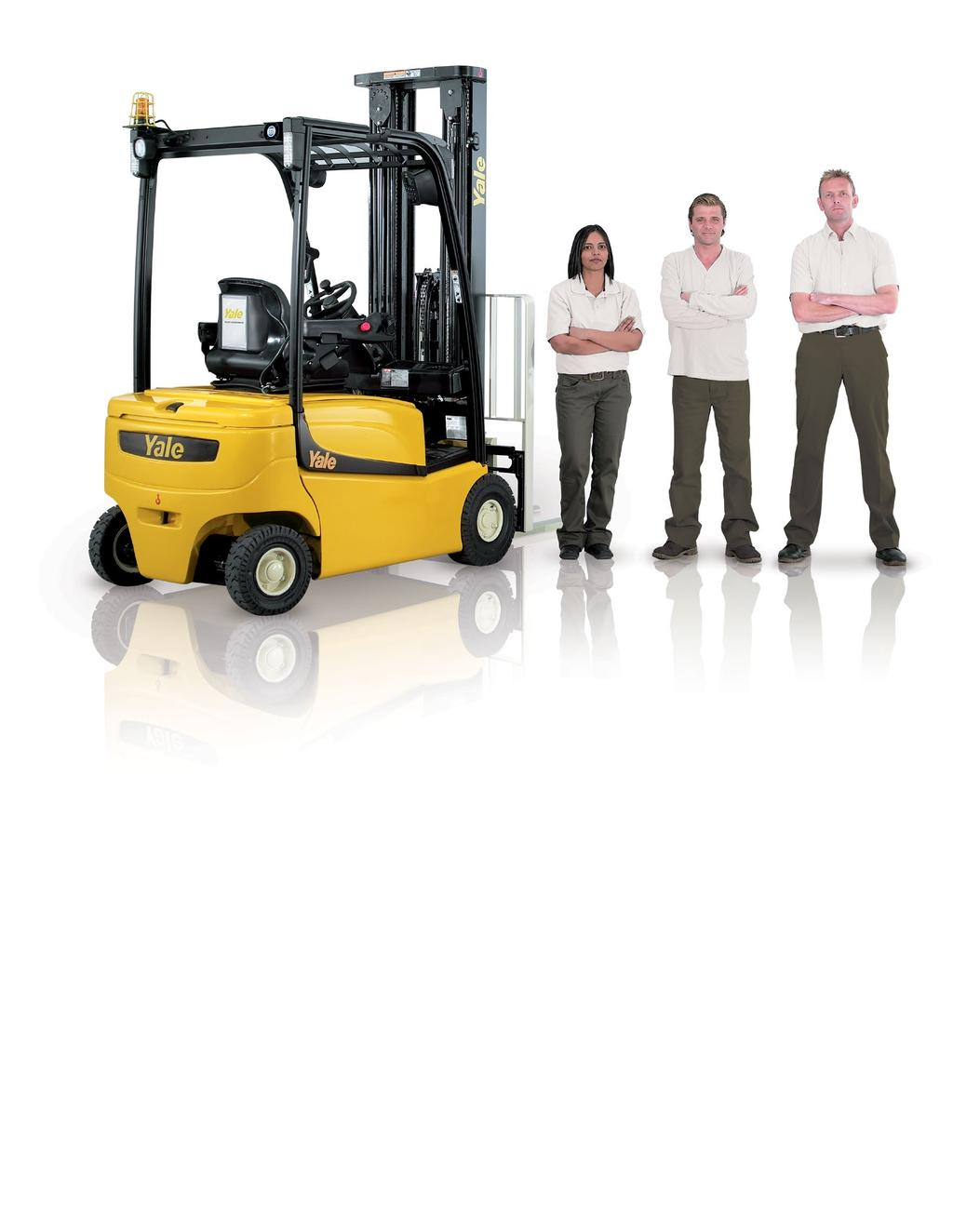 Electric Lift Trucks The Complete Range Pdf Yale Erc040 Wiring Diagrams Comfort For All