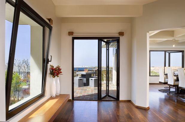 NanaWall Window Solutions Operable Glass Walls, Windows, and