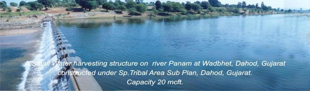 Impact of Cluster / Sub Basin Level Investment on Water Resources Development =