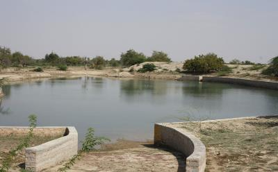 Water Resource Development and Management Trusts proactively focus on promoting low cost water harvesting technologies recharge pits, farm ponds, checkdams, field bunds,