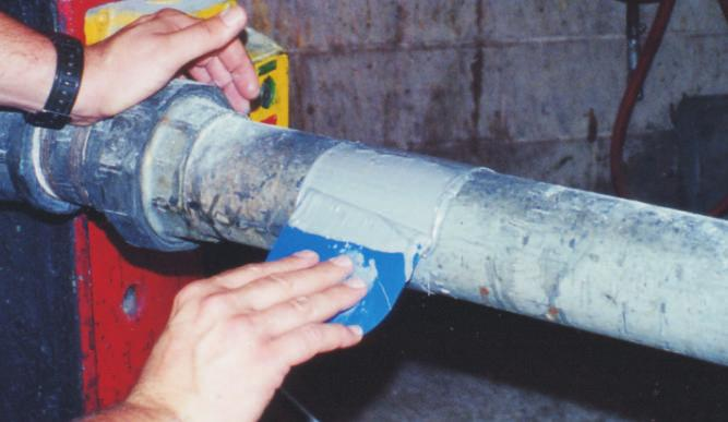 Wherever erosion, corrosion, wear or chemical attack create problems in fluid flow systems, METALCLAD