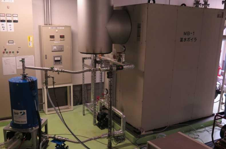 Iron Oxide Scale Removal from Boiler Feed- Water in Thermal Power ...