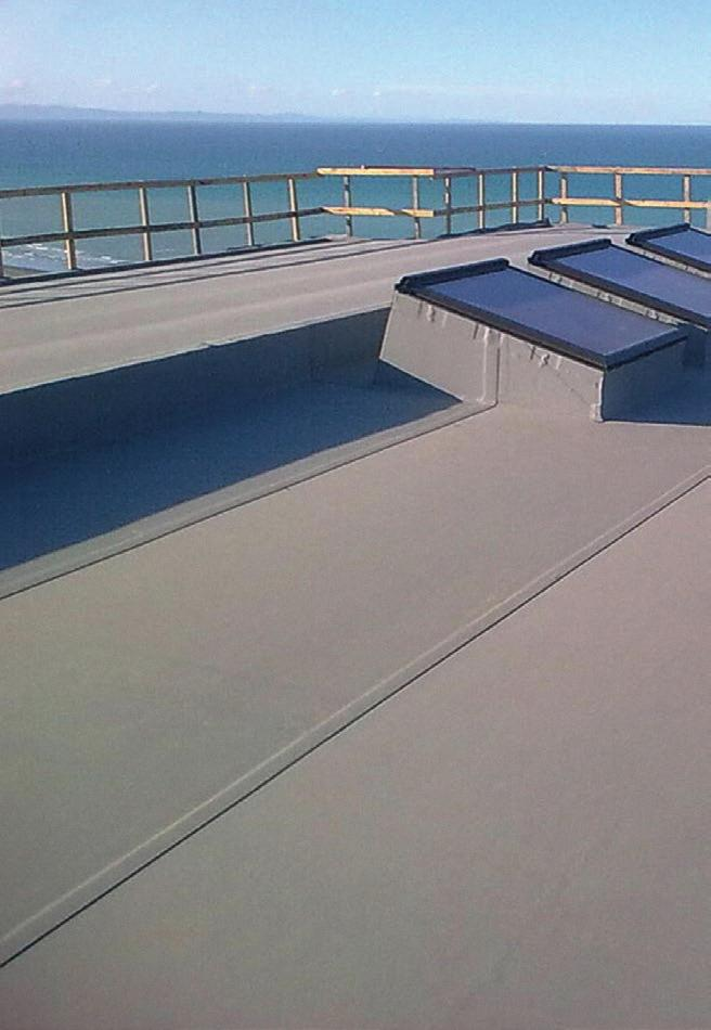 WATERPROOFING, SUBSTRATE PREPARATION AND GENERAL