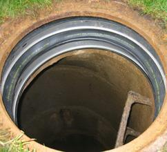 CIP Liners or incorporated in new manhole construction Manhole Inserts Chimney Seals source: