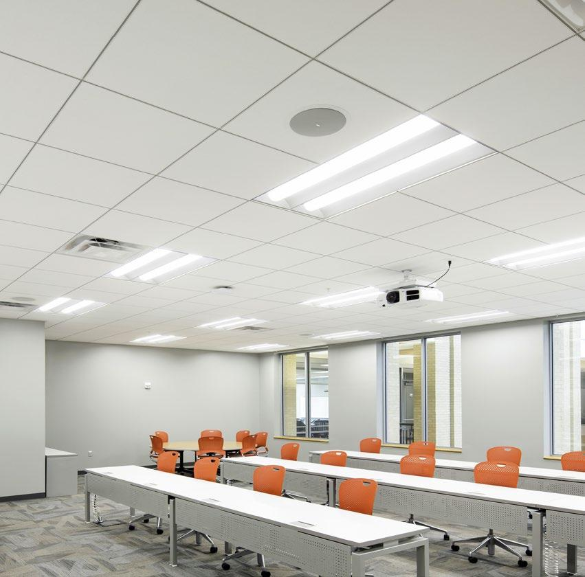 Education Spaces Ceiling Solutions For A Better Way To Learn Pdf