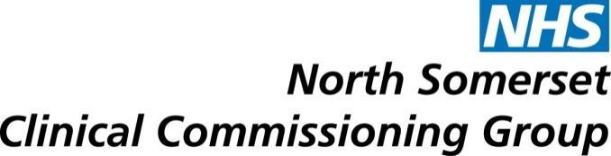 NHS North Somerset Clinical Commissioning Group Fixed Term Contract Policy Approved by: Quality and