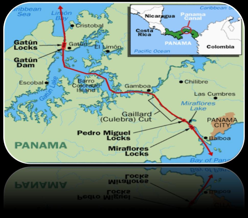 The Immediate Aftermath Of Panama Canal Expansion On Process Flow Diagram Institute For Trade And Transportation