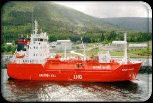 Ship, engine and tank technology for LNG-fuelled ships are