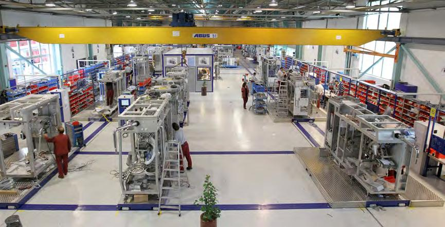 MANUFACTURING SECTOR THE STORY OF KOSTWEIN HOLDING GMBH PLEASE PROVIDE A BRIEF SUMMARY OF YOUR BUSINESS Kostwein Group is a family business located in Austria with subsidiaries in Croatia and India.
