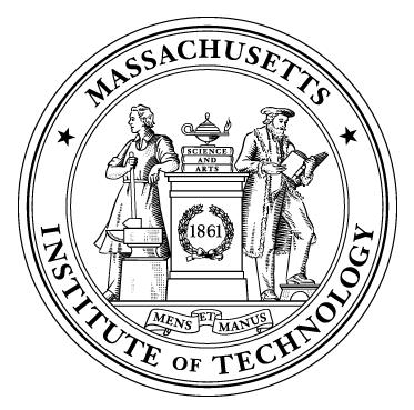 Massachusetts Institute Of Technology Reports On The Audit Of
