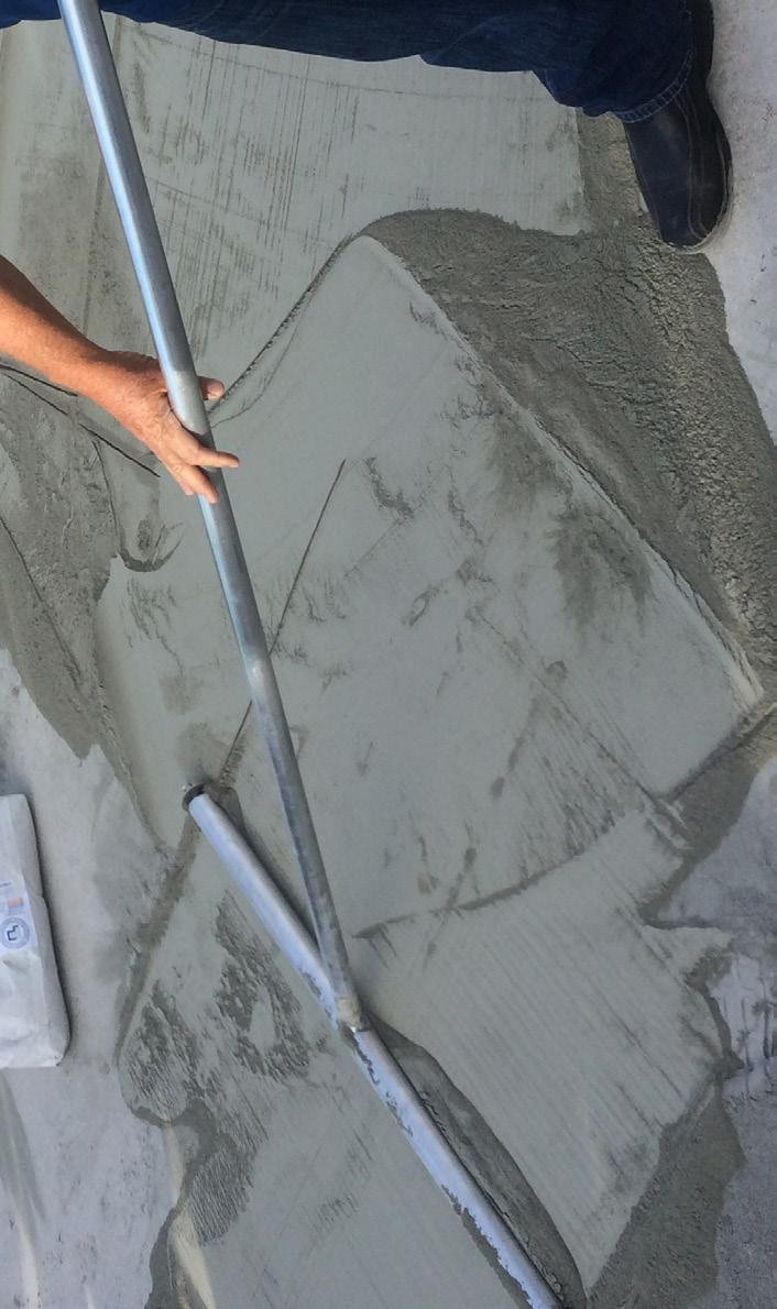 DRiBOND  Advanced Dry Mudset for Concrete Overlays - PDF