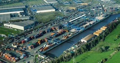 New directions in Duisburg The world s largest inland port is situated in Duisburg.