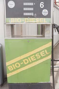 Biodiesel - Diesel Minimal SO x, CΟ x, and PM emissions» Near zero sulfur content» High cetane number Lower toxicity and higher biodegradability» Low aromatics content Safe for transportation and