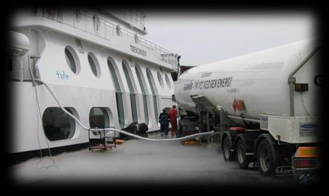 availability of cryogenic tanks in ISO containers Ship-To-Ship