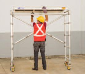 Erecting Instructions - Single Width ERECTING INSTRUCTIONS - SINGLE WIDTH V-X