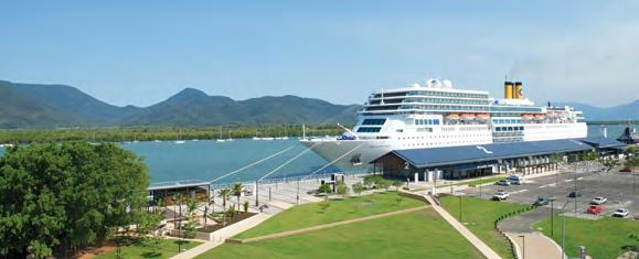 Cairns Shipping Development Project : Revised Draft EIS Fact Sheet 2017 Consultation The Cairns Shipping Development Project is a coordinated project under the State Development and Public Works