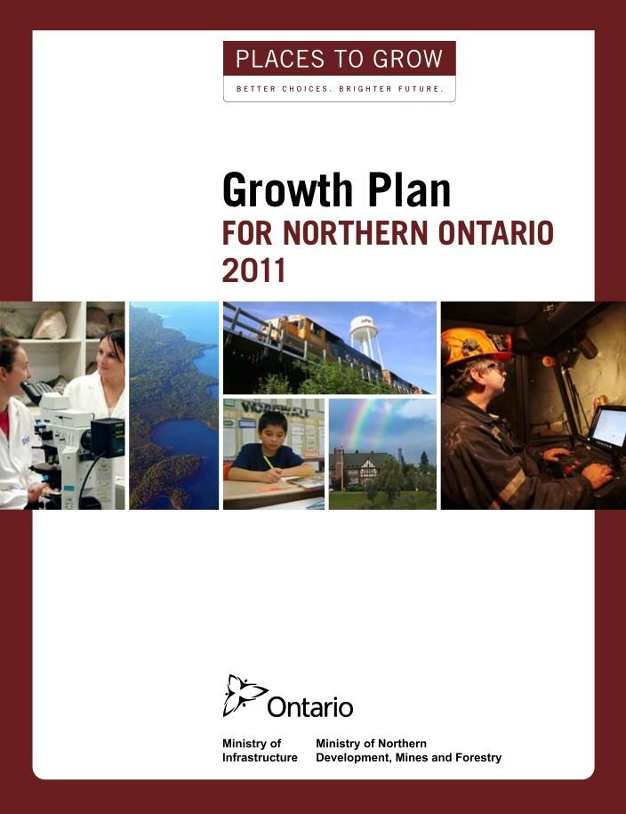 PPS for Growth Built on the work done by northern mayors, chambers of commerce, economic