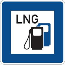 LNG can be used for all our deliveries: - Vessel transport. - Truck deliveries.