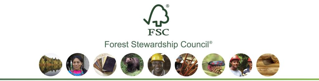 FSC Facts & Figures March 13, 2017 FSC